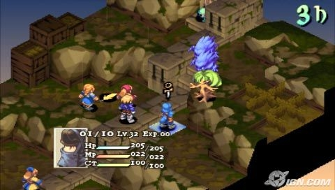 Final Fantasy Tactics The War Of The Lions Europe ISO