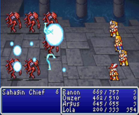 Final Fantasy I Amp II Dawn Of Souls UIndependent ROM