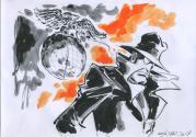 Zenigata in memoria del doppiatore Goro Naya