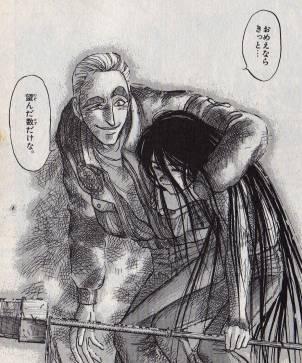 Nagare Akiba, il monaco in motocicletta