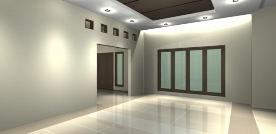 Interior Rumah di Perumahan Villa Kalijudan (1)