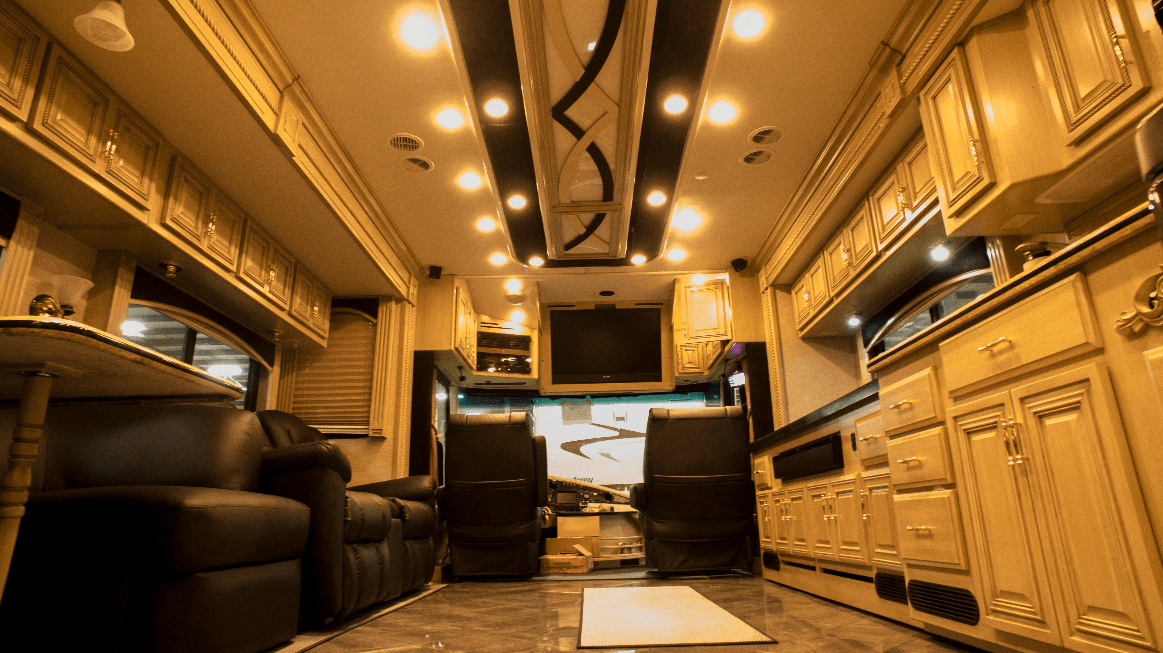 Interior Rv Remodeling We Can Remodel Your Rv Interior In