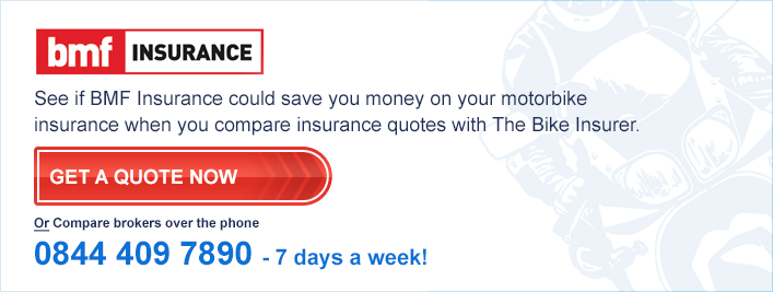 Rampdale Motorcycle Insurance