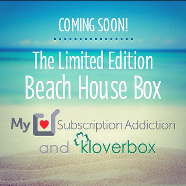 Limited Edition Box from MSA + Kloverbox