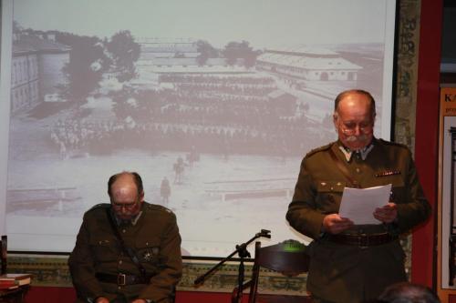 11.03.2014 r. Otwarcie wystawy Ułani z Wołynia 022