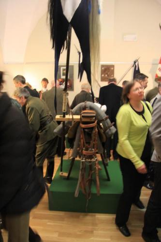 11.03.2014 r. Otwarcie wystawy Ułani z Wołynia 073