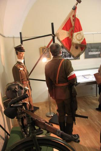 11.03.2014 r. Otwarcie wystawy Ułani z Wołynia 122