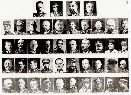 Wybitni dowodcy w wojnie 1920 roku