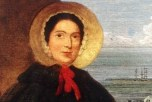 Mary Anning, British fossil collector, d. 1847