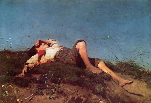 Franz_von_Lenbach_shepherd_boy