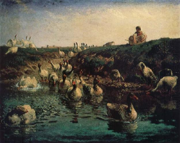 Jean Francois Millet-Geese