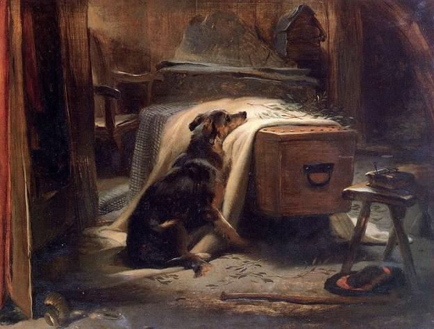 -Landseer_Edwin-Old_Shepherds_Chief_Mourner_1837
