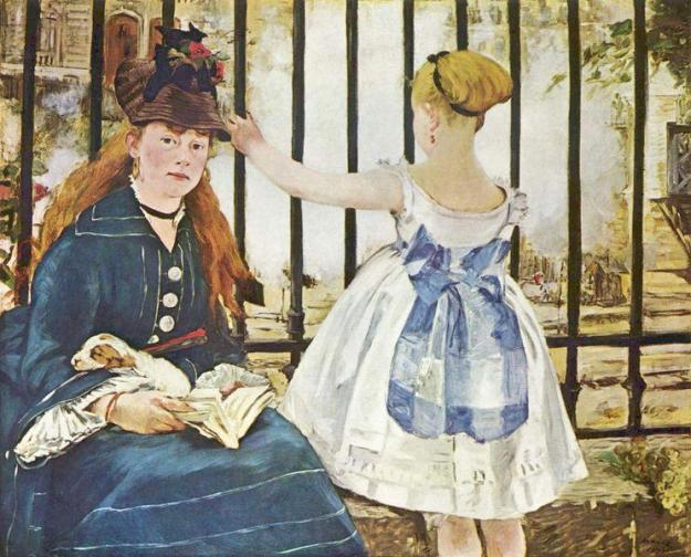 Manet_Edouard-The_Railway