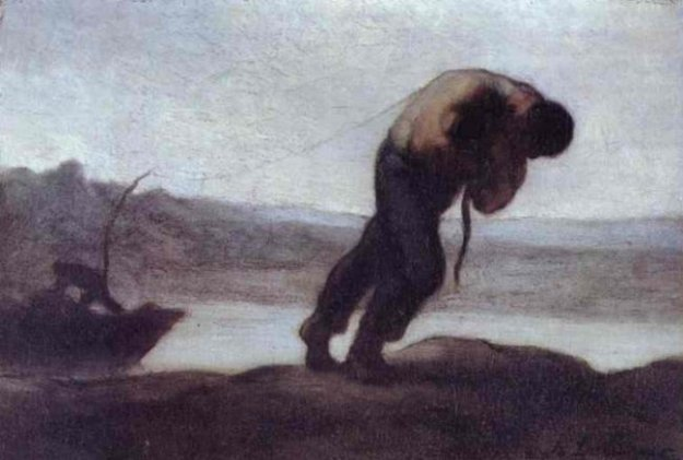 The_hauler_of_a_boat(Daumier)