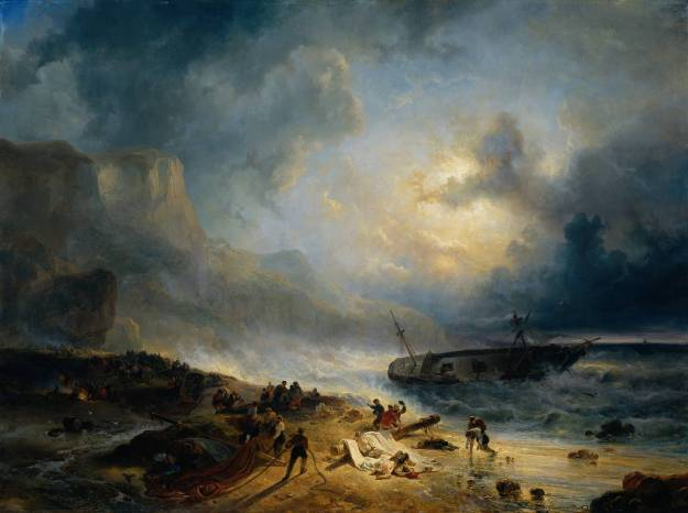 Wijnand Nuyen _shipwreck
