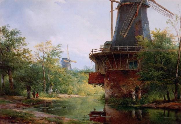 Wijnandus_Nuyen_windmill