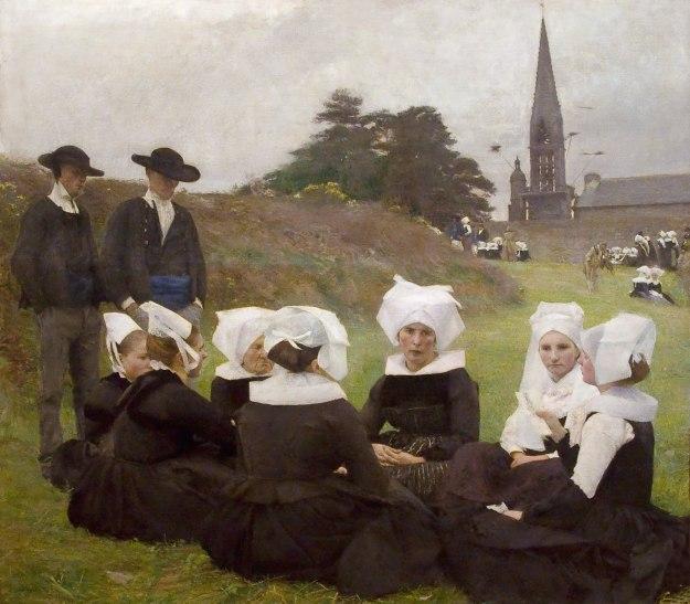 Pascal_Dagnan-Bouveret_(1852-1929)_-_Les_Bretonnes_au_pardon
