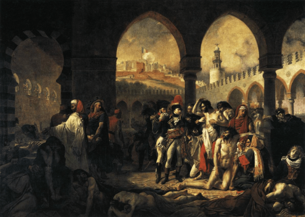 napoleon_in_the_plague_house_at_jaffa_gros