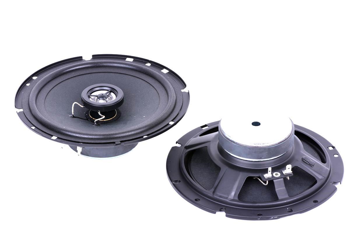 AIV FC165 Paar Decken-Einbaulautsprecher flach Hifi Koax 16 Box Auto eBay