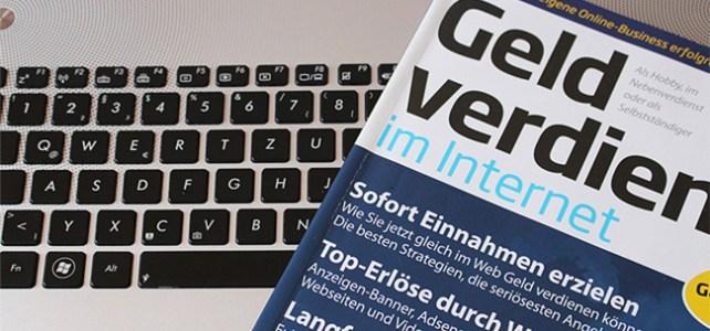 Erfolgstipps: Ratgeber-Ebooks und Tipps zum Geld verdienen im Internet