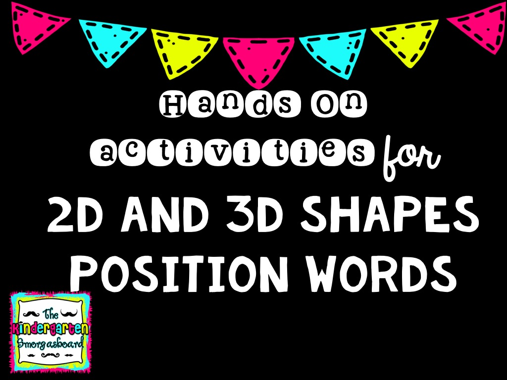 Shapes And Position Words