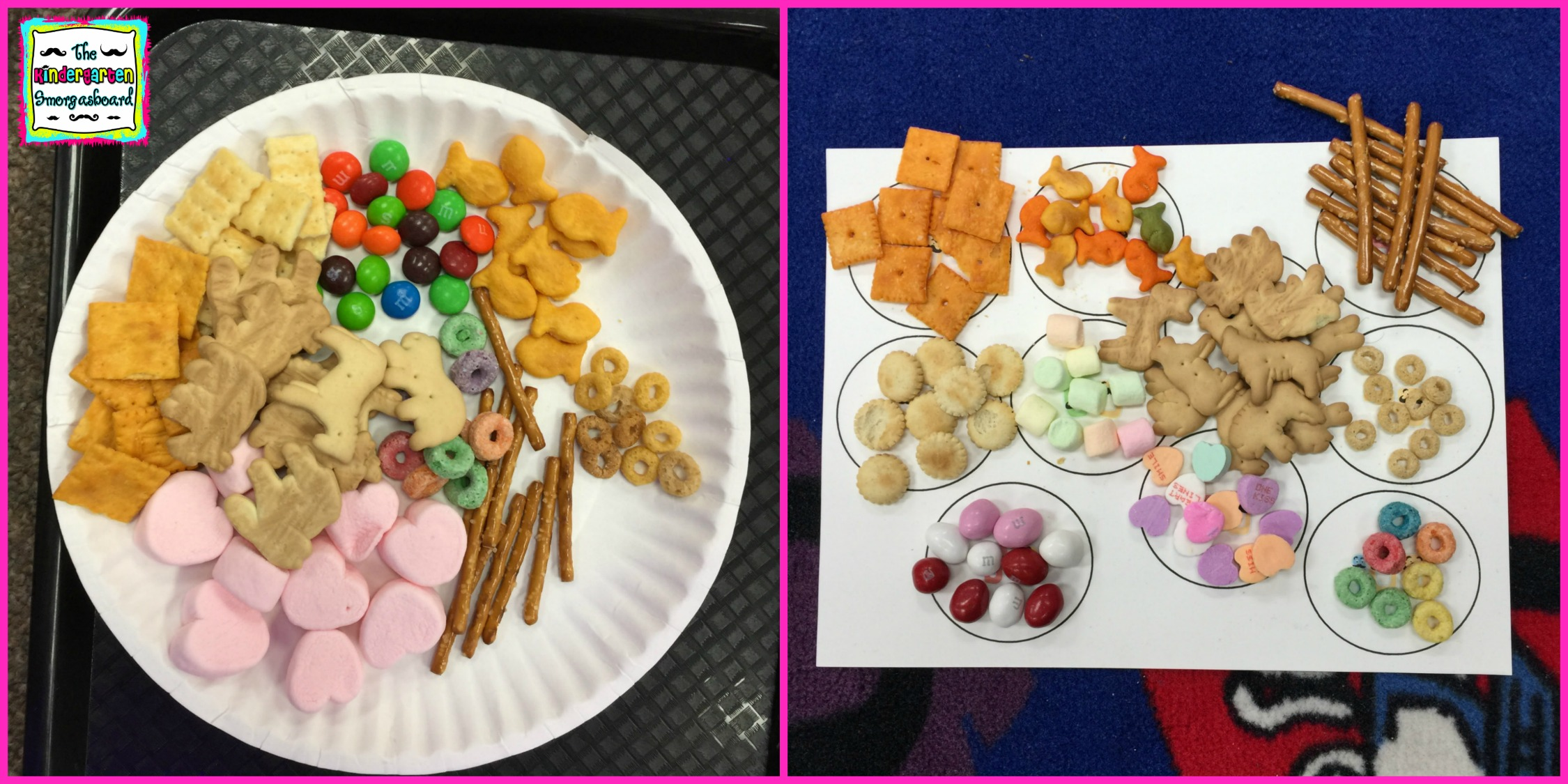 100th Day Snack The Kindergarten Smorgasboard
