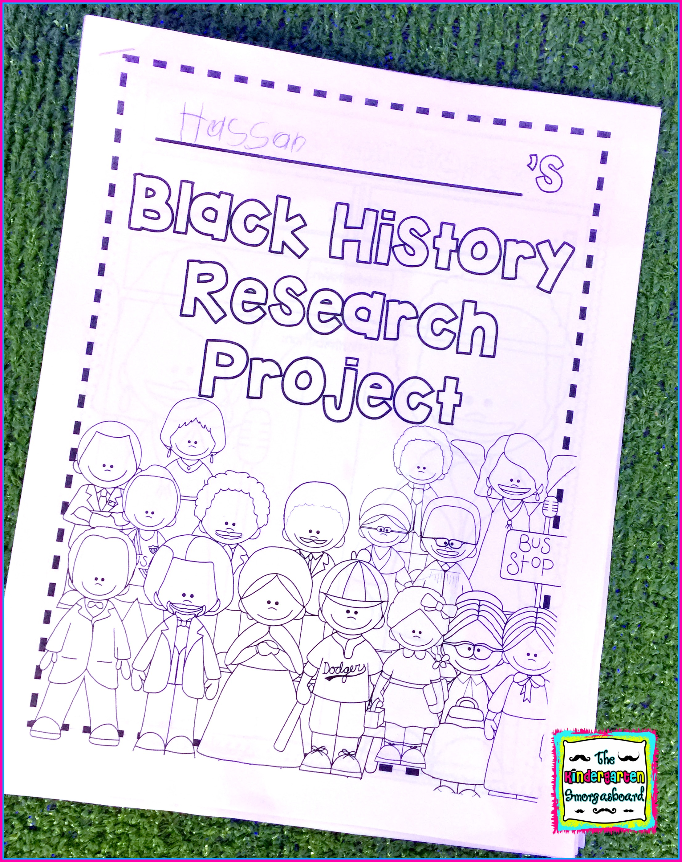 Black History Month Kindergarten The Kindergarten