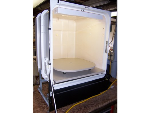 Convert A Dishwasher Into Spray Paint Booth