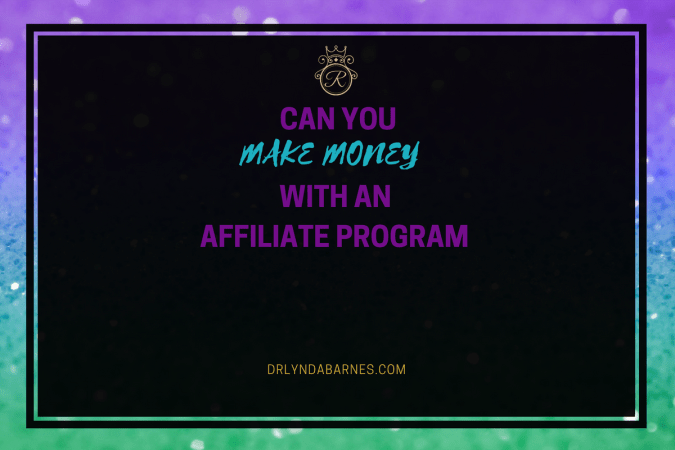 Can You Make Money With an Affiliate Program?