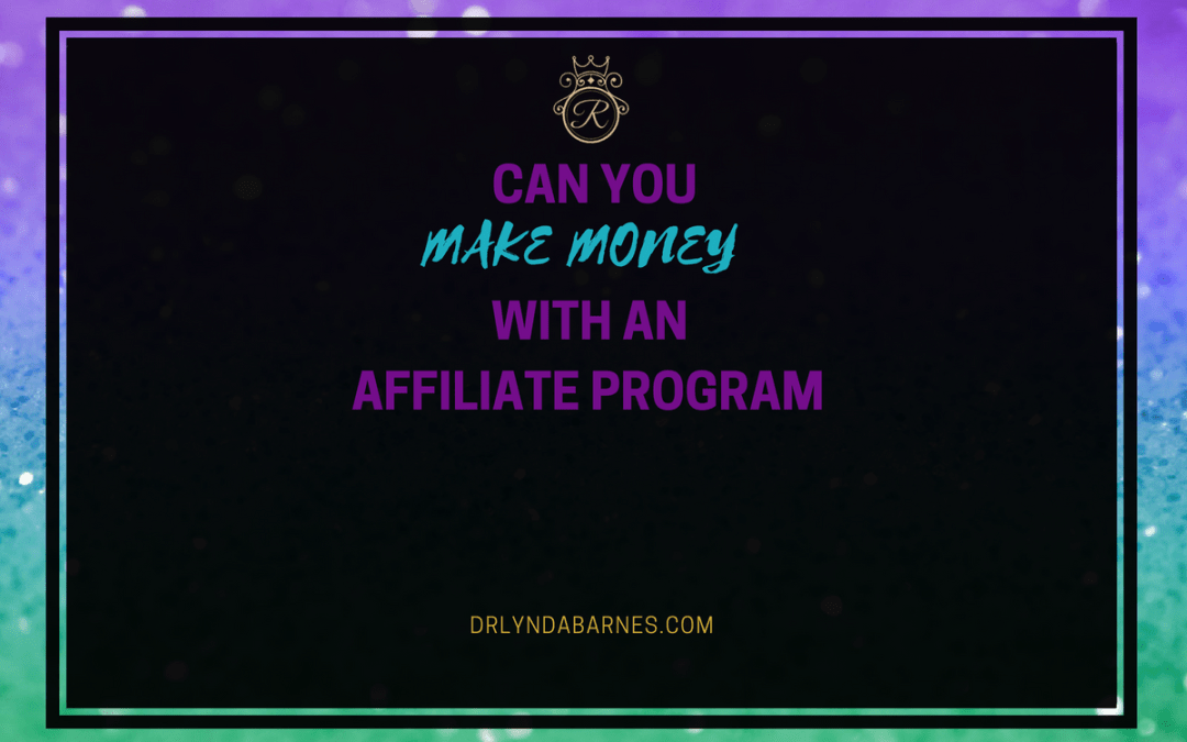 Can You Make Money With the Creating Your Own Affiliate Program?