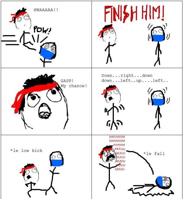 Failed Fatality