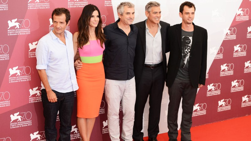 'Gravity' Photocall - The 70th Venice International Film Festival
