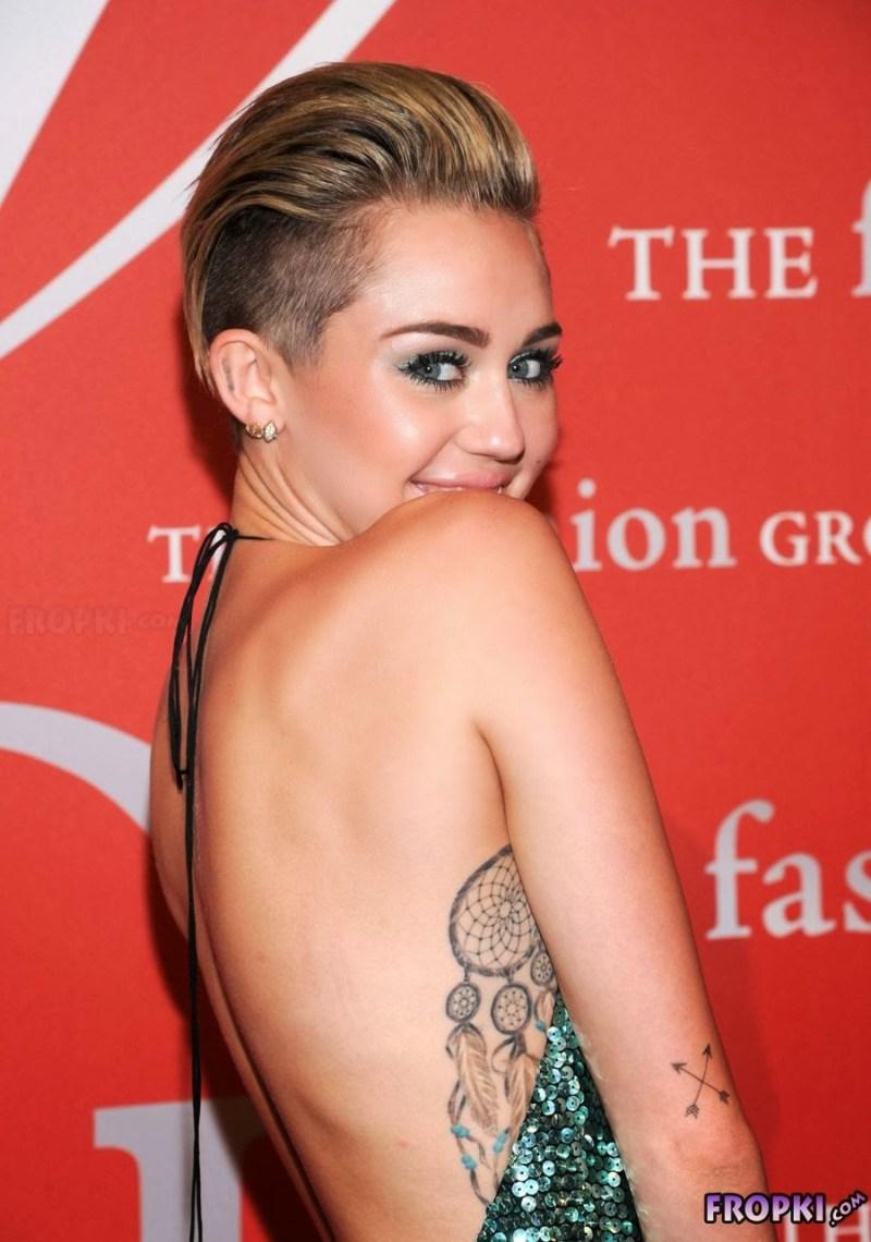 Miley Cyrus @ 30th Annual Night of Stars Galaxy Gala 2