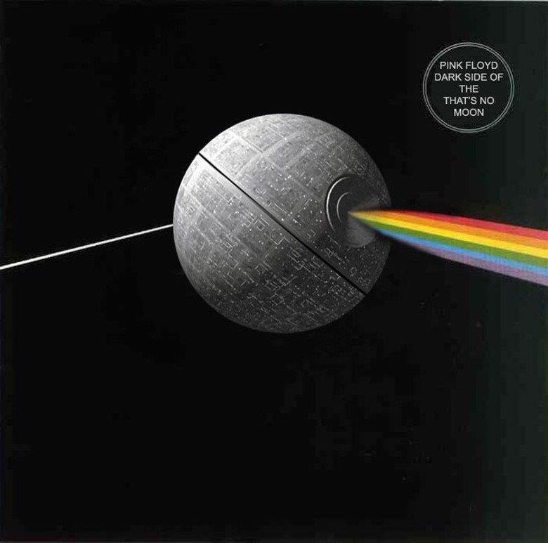 PinkFloyd Dark Side of The No Moon!