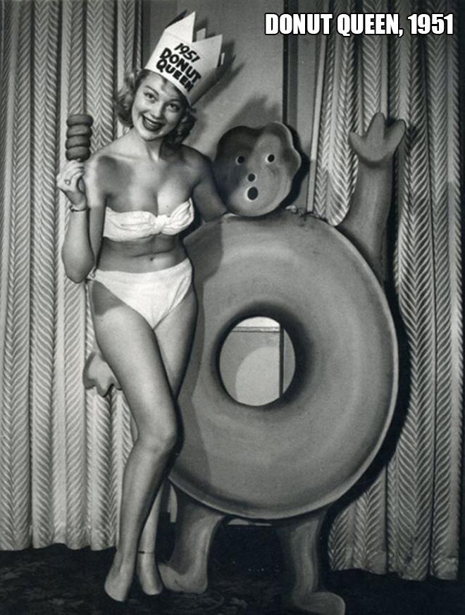 Miss Donut, 1951