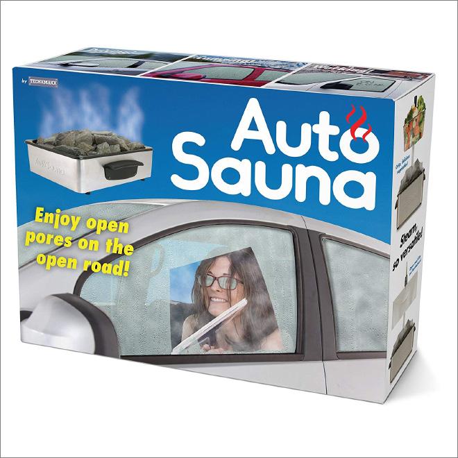 Auto Sauna.