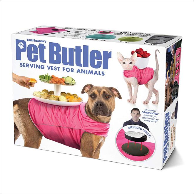Pet Butler.