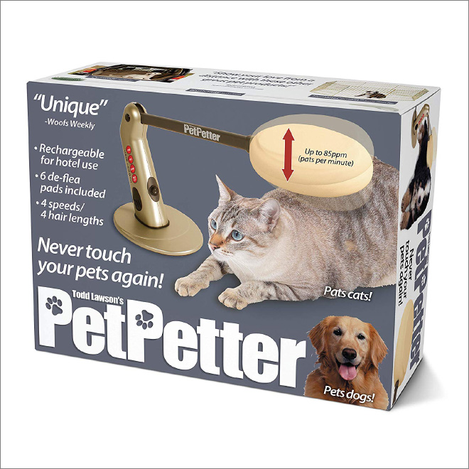 Pet Petter.