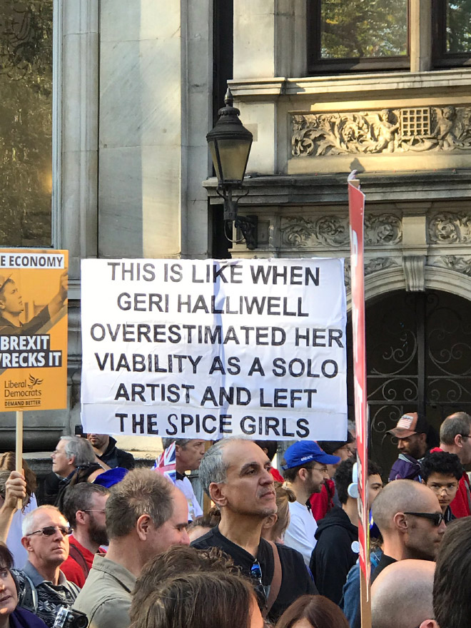 Brexit is a lot like Spice Girls.