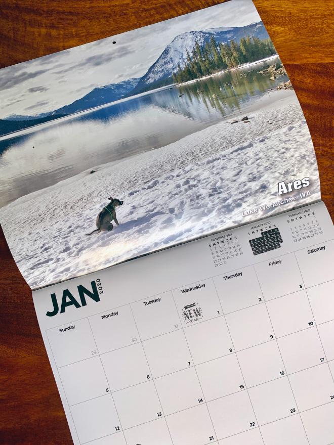 The best calendar ever.