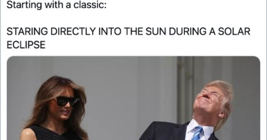 Twitter User Just Reminded Everyone of The Stupidest Things Trump Did In The Last 4 Years
