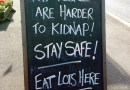 Funny And Clever Restaurant Sidewalk Signs