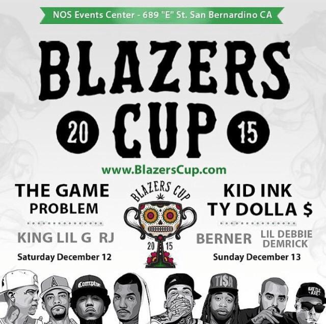 Blazers Cup 2015   1AM Management