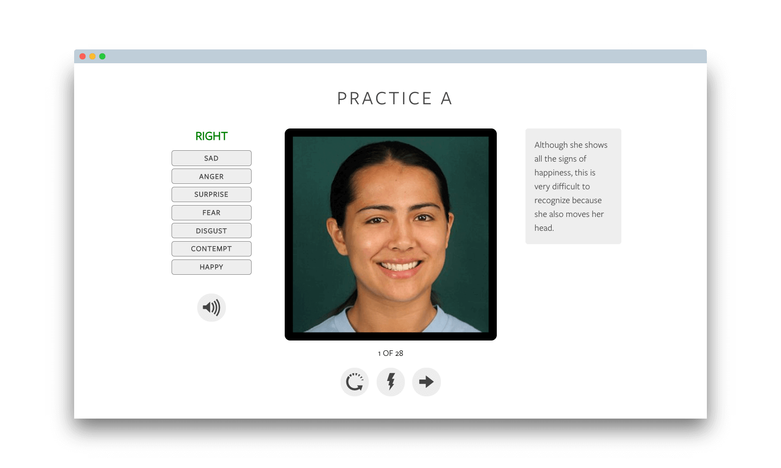 Micro Expressions Training