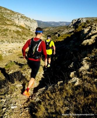 entrenamiento trail runnning CSP115k training camp fotos mayayo (25)