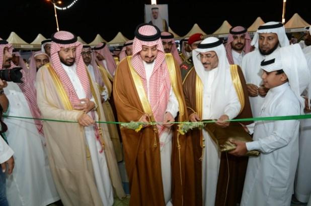 JBR 1583 - أمير منطقة عسير يدشن مشاريع تنموية بمحافظة محايل