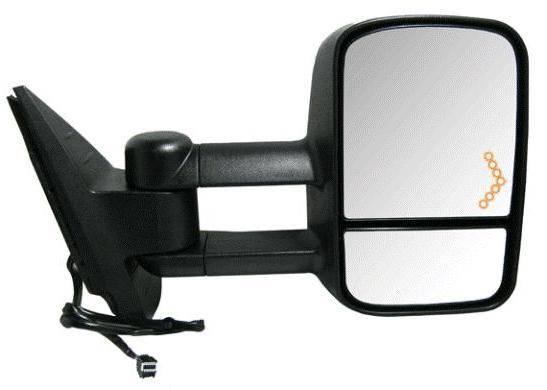 Mirror Extensions Toyota Tundra