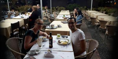 Intervju z Madžarko, ki govori o Avstraliji.