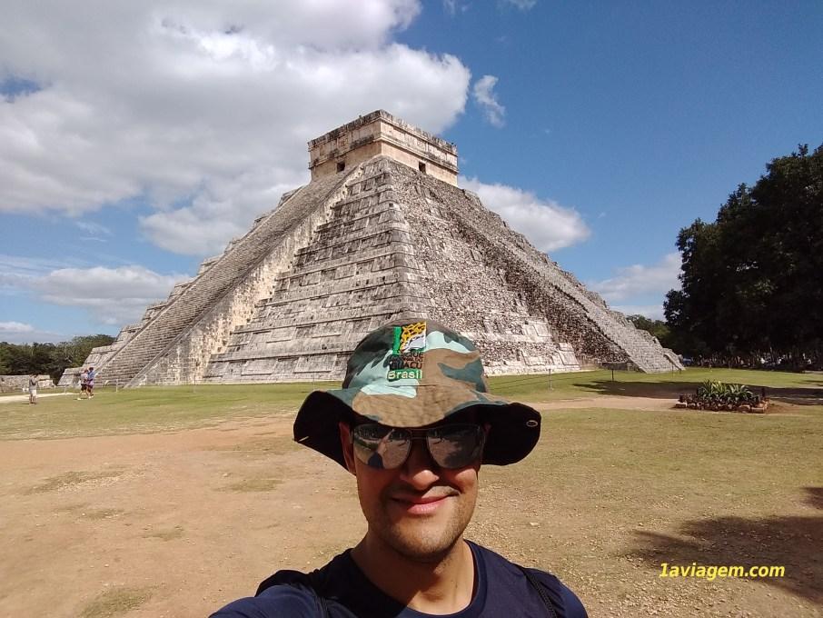 primeira viagem à Chinchén Itzá