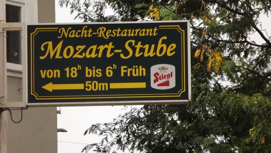 Rua Mozart